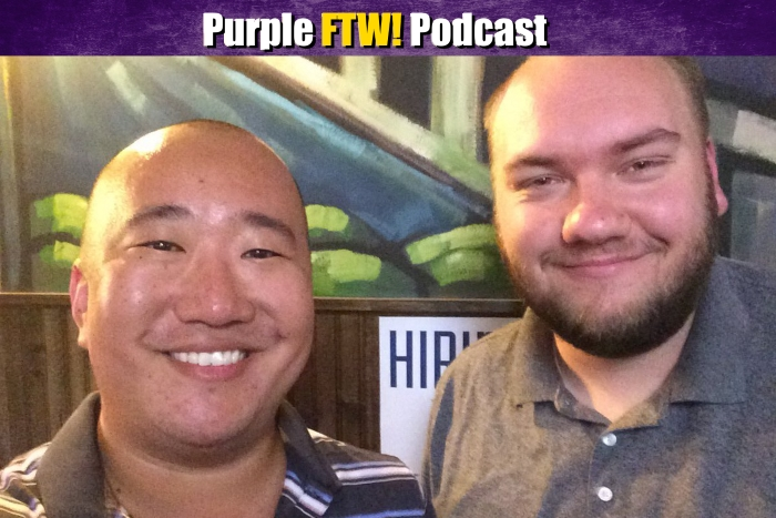 Purple FTW! Podcast: Guerrilla Radio with Zach Halverson (ep. 400)