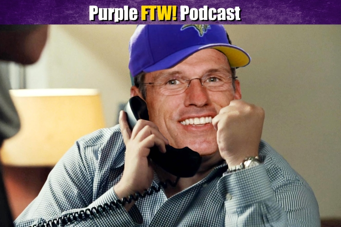 Purple FTW! Podcast: Vikings Moneyball with Former Agent Joel Corry of CBS Sports (ep. 401)