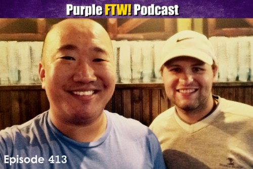 Purple FTW! Podcast: Vikings Headquarters with Shawn Zobel (ep. 413)