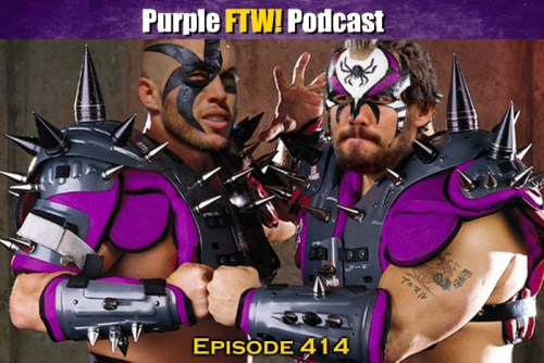Purple FTW! Podcast: The Road Warriors feat. Jon Ledyard & Josh Pelto (ep. 414)