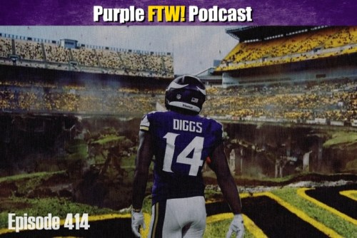 Purple FTW! Podcast: LET THE GAMES BEGIN feat. Andrea Hangst & JReidDraftScout (ep. 415)