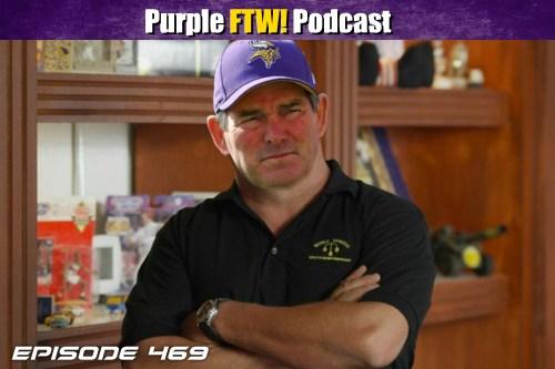 Purple FTW! Podcast: Vikings-Falcons Recap: Vike Stars (ep. 469)