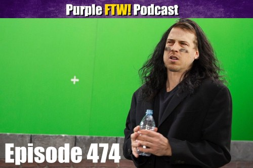 Purple FTW! Podcast: Vikings-Panthers Recap: The Vikesaster Artists (ep. 474)