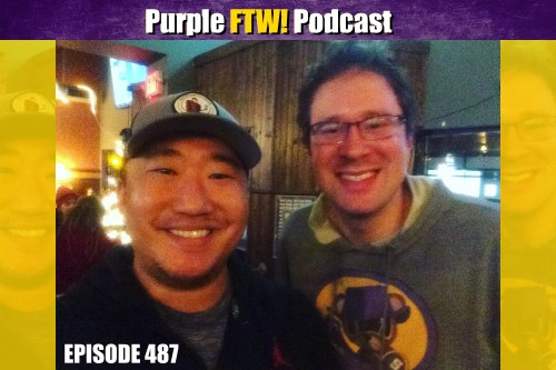 Purple FTW! Podcast: FOCUSED on a Vikings Super Bowl with Eric Eager (ep. 487)