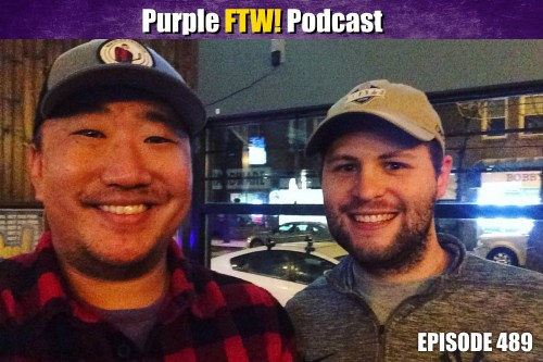 Purple FTW! Podcast: Vikings Working The Sideline Pass feat. Shawn Zobel (ep. 489)