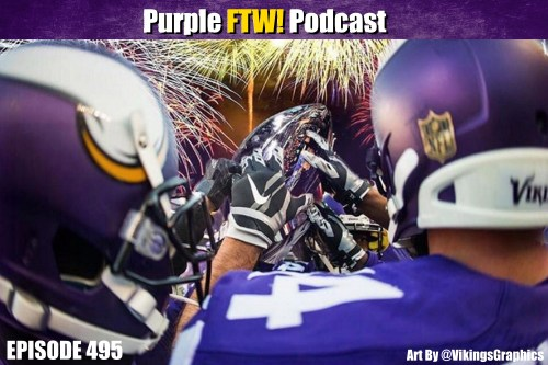 5 Vikings-Saints Things Plus Vikes Over Beers Purple FTW! Podcast: 5 Vikings-Saints Things Plus Vikes Over Beers (ep. 495)