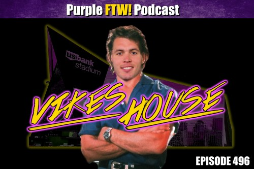 Purple FTW! Podcast: Vikings-Saints Preview with Donté Stallworth and Offshore Insiders (ep. 496)