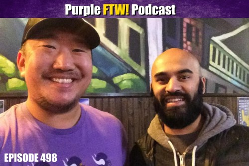 Purple FTW! Podcast: Buffalo Right Seven Heaven feat. Arif Hasan (ep. 498)
