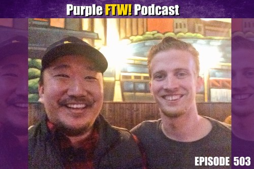 Purple FTW! Podcast: On to 2018 feat. Declan Goff (ep. 503)
