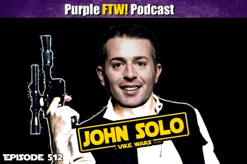 Purple FTW! Podcast: JDF is Our Only Hope feat. Darren Wolfson + Ian Wharton (ep. 512)