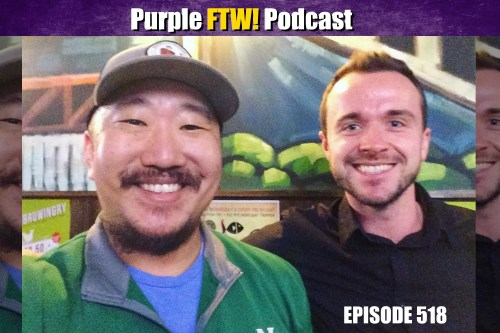 Purple FTW! Podcast: The Business of the Super Bowl feat. Dan DeBaun (ep. 518)