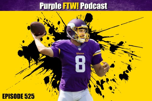 Purple FTW! Podcast: Vikings Free Agency Madness - Vol. 2 feat. @JReidDraftScout (ep. 525)