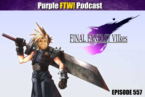 Purple FTW! Podcast: Vikings Final Fantasy VII feat. Marcas Grant of NFL Fantasy (ep. 557)