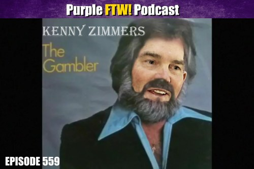 Purple FTW! Podcast: Vikings Gambling and Numbers feat. Joe Duffy + Kevin Ringrose (ep. 559)
