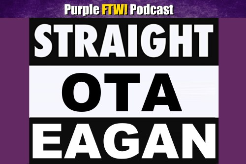 Purple FTW! Podcast: Straight OTA Eagan feat. @JReidDraftScout + #VikesOverBeers (ep. 561)