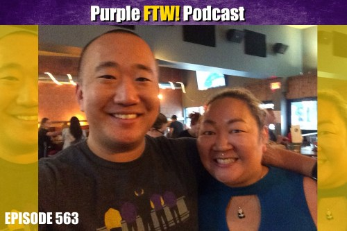 Putting the Vikings World in Order feat. Viking Panda - Purple FTW! Podcast (ep. 563)