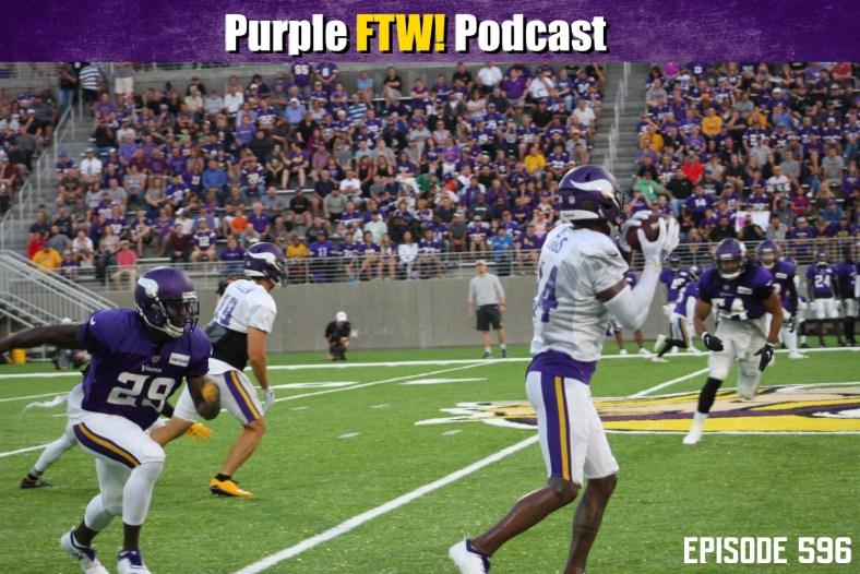 Purple FTW! Podcast: No Fighting on a Friday feat. Darren Wolfson + @JReidNFL (ep. 596)