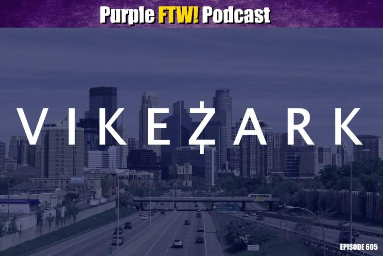 Purple FTW! Podcast: NVikings Keep Improving (On Defense) feat. Doug Farrar + #VikesOverBeers (ep. 605)
