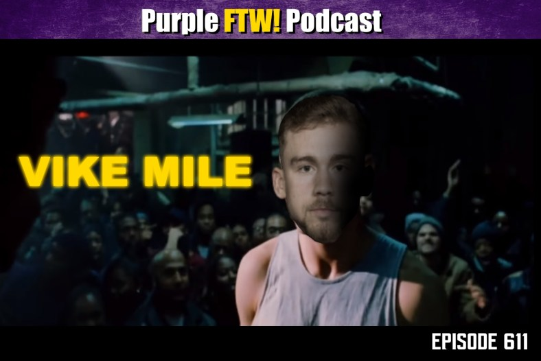 Purple FTW! Podcast: Vike Mile feat. Kevin Ringrose + #VikesOverBeers! (ep. 611)
