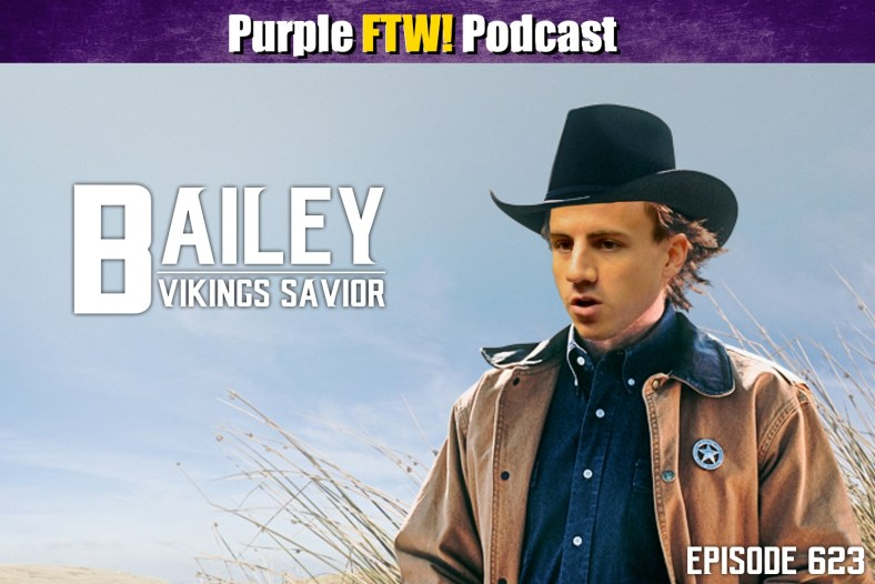 Purple FTW! Podcast: Vikings Talker Tuesday & PFF Numbers feat. Kevin Ringrose (ep. 623)
