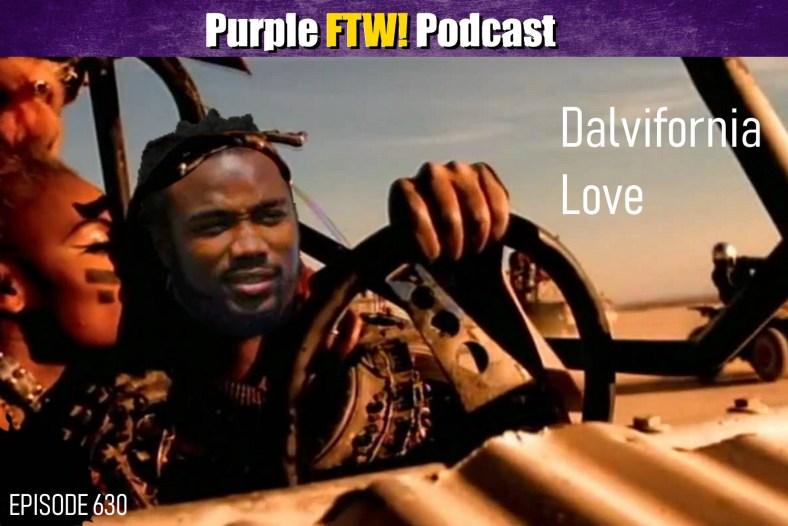 Purple FTW! Podcast: Vikings-Rams Preview - California Love feat. Cameron DaSilva + #VikesOverBeers (ep. 630)