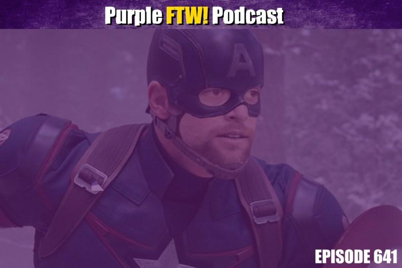 Purple FTW! Podcast: Vikings-Cardinals Recap - Captain Adamerica (ep. 641)