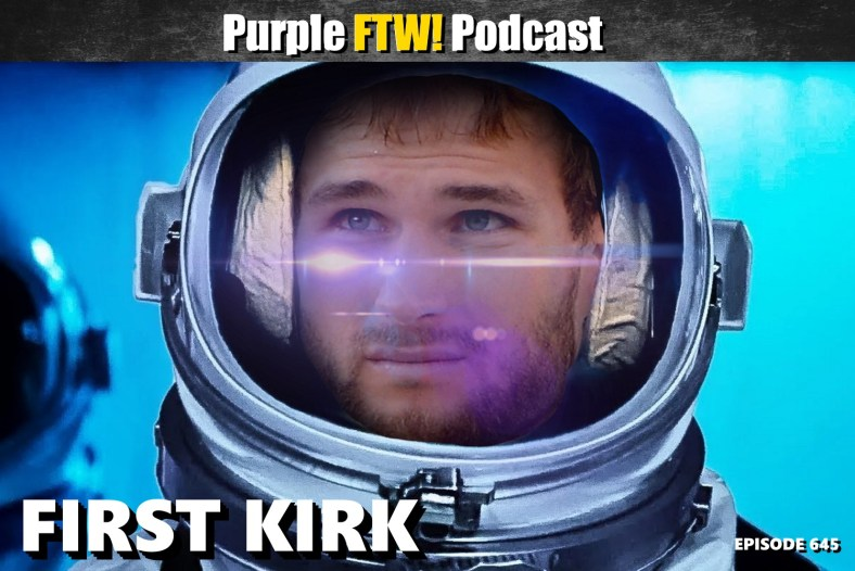 Purple FTW! Podcast: Vikings-Jets Preview - The Kirky Bowl feat. Jordan Reid + Connor Rogers (ep. 645)