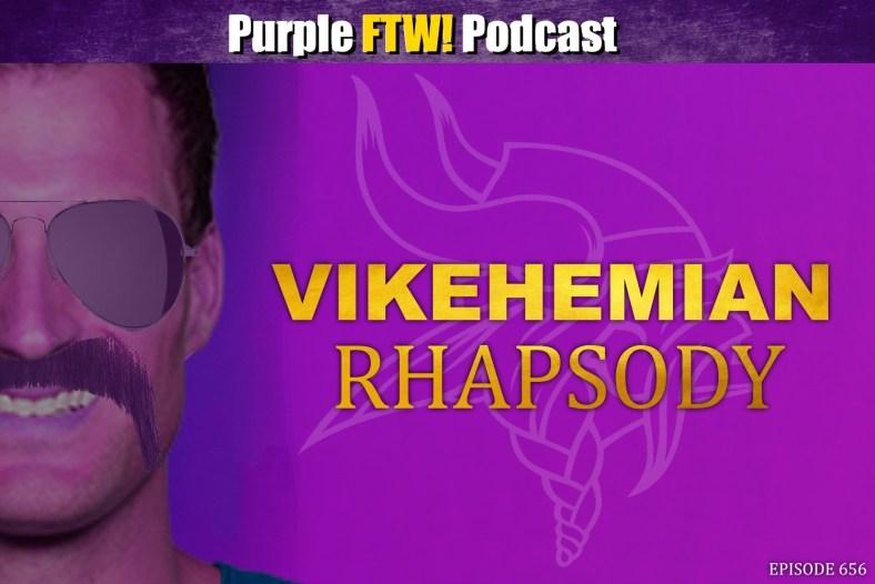 Purple FTW! Podcast: Vikings-Lions Recap (ep. 656)