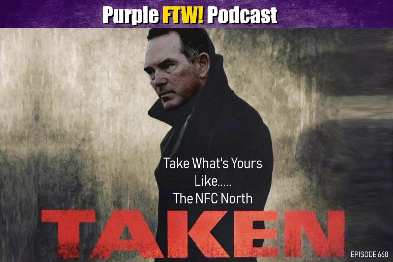 Purple FTW! Podcast: Vikings Brisket Talkers. Are the Bears Fake? Is Spielman Good? feat. Eric Eager (ep. 660)