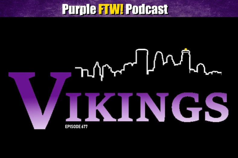 Purple FTW! Podcast: Vikings-Seahawks Recap - Tossed Salad and Scrambled Eggs (ep. 677)