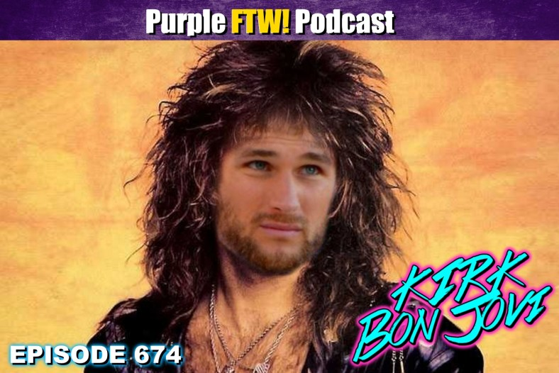 Purple FTW! Podcast: Vikings Livin' on a Prayer feat. Dayna O'Gorman + Eric Eager (ep. 674)