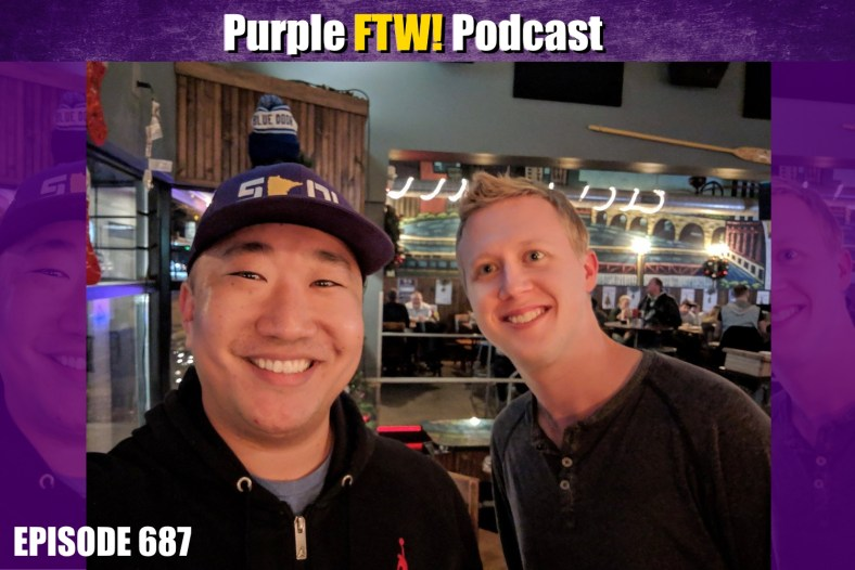 Purple FTW! Podcast: Voxing Day feat. Luke Braun (ep. 687)