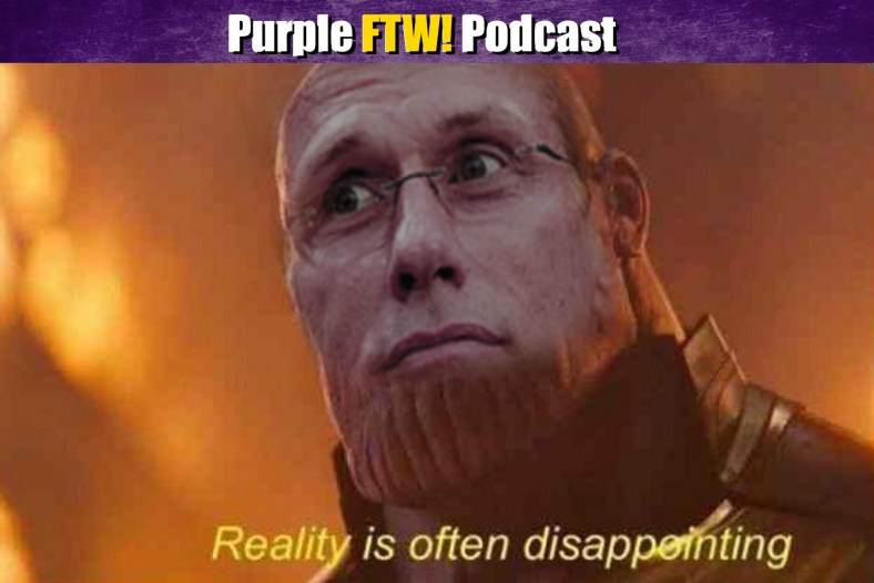 Purple FTW! Podcast: Keenum vs Cousins Revenge SZN + Draft Edge Rushers w/ Jordan Reid! (ep. 722)
