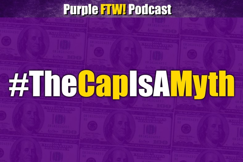 Purple FTW! Podcast: Vikings Free Agency Move Round-Up + #TheCapIsAMyth with Zack Moore! (ep. 723)
