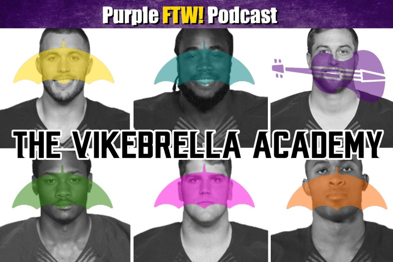 Purple FTW! Podcast: Accurate Vikings NFL Draft Forecast feat. Mike Luchene (ep. 726)