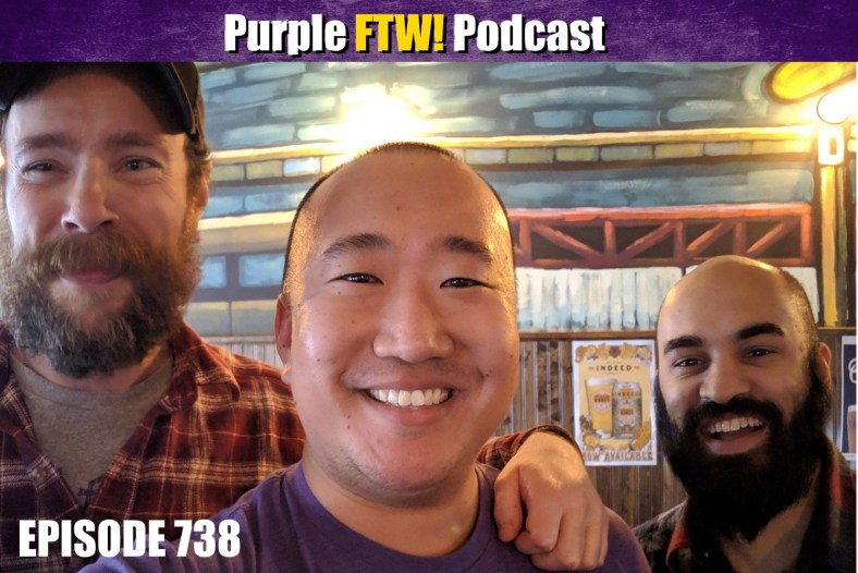 Purple FTW: One Shining Vikings Draft Podcast feat. Thor Nystrom + Arif Hasan (ep. 738)