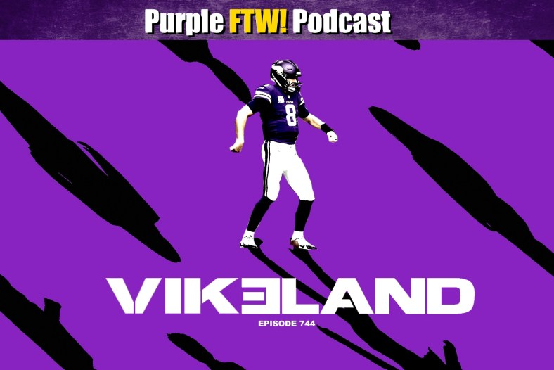 Purple FTW: Counting Down to the Draft feat. Jordan Reid + #VikesOverBeers! (ep. 744)
