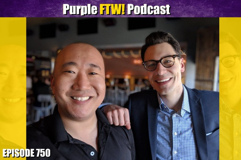Purple FTW: Hey! It's Cory Hepola! + Grading the Vikings Draft Class (ep. 750)