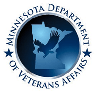 The Military Order of the Purple Heart Department of Minnesota is the proud recipient of grants through the Minnesota Department of Veterans Affairs.