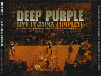 Live In Japan Complete front