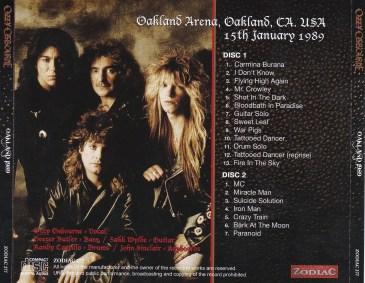 Ozzy-Oakland 1989-Zodiac_rear