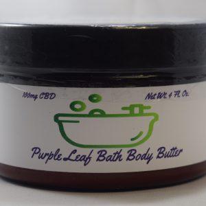 CBD Body Butter 100mg