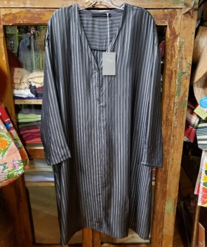 Elsa Esturgie Grey BRUINE Dress 2655