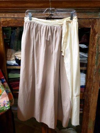 Elsa Esturgie AUTRE Sand Skirt 1207