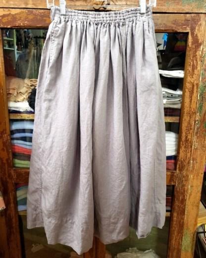 Veritecoueur Grey Skirt 5134