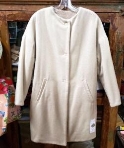 Veritecoeur Cream Coat 5944