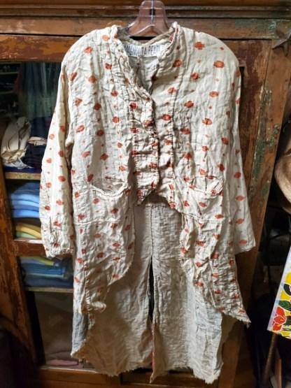 Magnolia Pearl Morocca Quilted Silk Tuxedo Coat Jacket 407