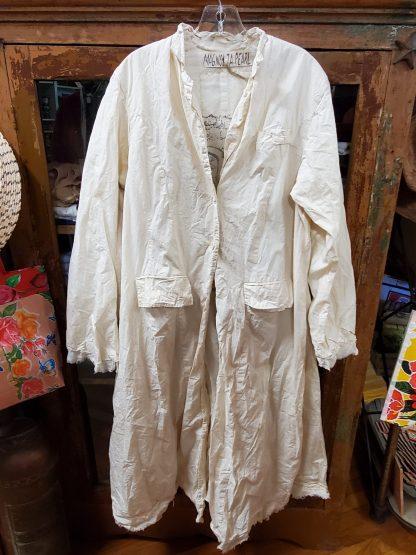 Magnolia Pearl Cotton Poplin Eternity Jacket 410 in Moonlight