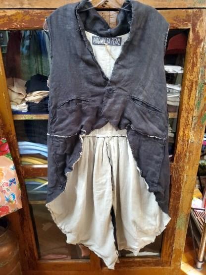 Magnolia Pearl Emmett Tail Vest 037