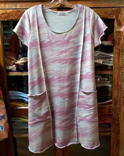 Vine Street Apparel Pink Dress